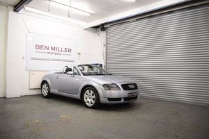 2006 [55] Audi TT 1.8 Turbo Roadster / Convertible Cabriolet For Sale