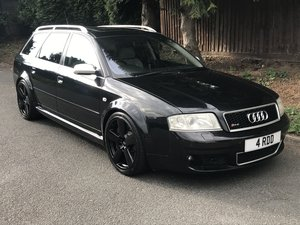 2003 RS6 Quattro Avant For Sale