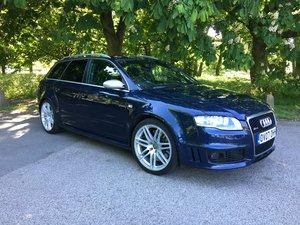Audi RS4 Avant 2007 amazing value  For Sale