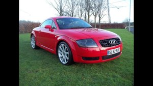 2002 Audi TT 1.8 T Quattro * FSH For Sale