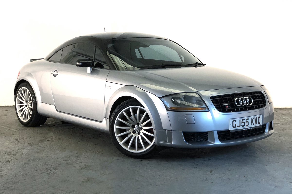 2005 Audi TT quattro Sport. Low mileage, full history For Sale (picture 1 of 6)