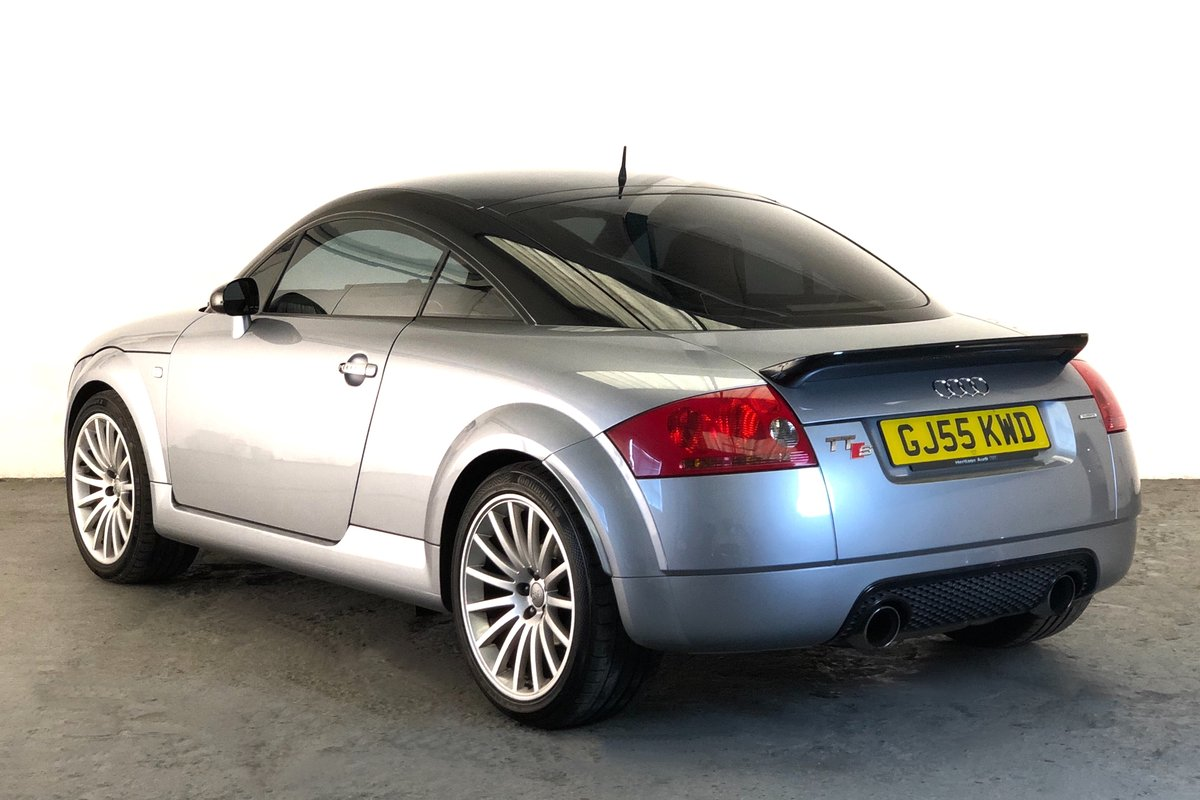 2005 Audi TT quattro Sport. Low mileage, full history For Sale (picture 2 of 6)