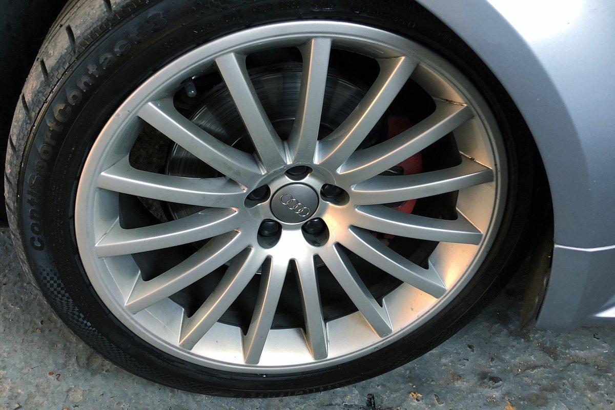 2005 Audi TT quattro Sport. Low mileage, full history SOLD (picture 3 of 6)