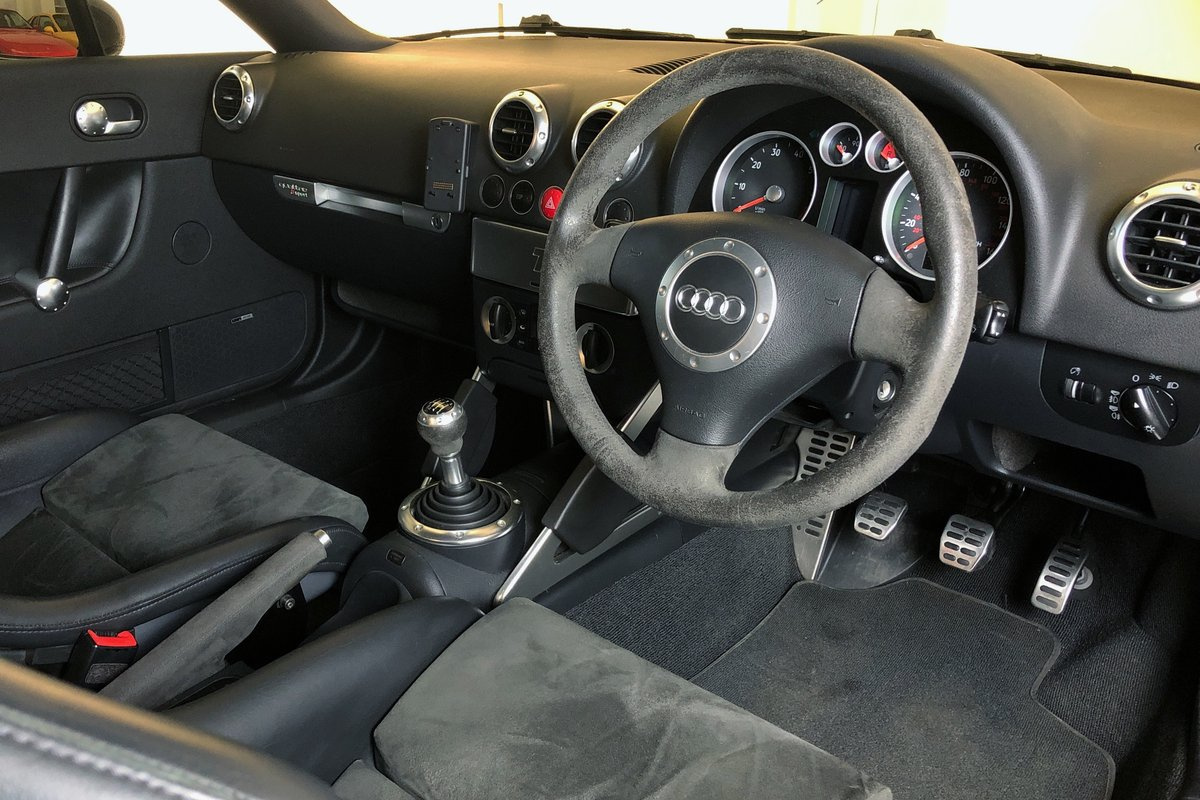 2005 Audi TT quattro Sport. Low mileage, full history For Sale (picture 5 of 6)
