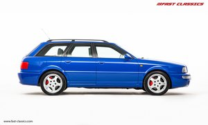 1994 AUDI RS2 // NOGARO BLUE // LHD // GERMAN SUPPLIED For Sale