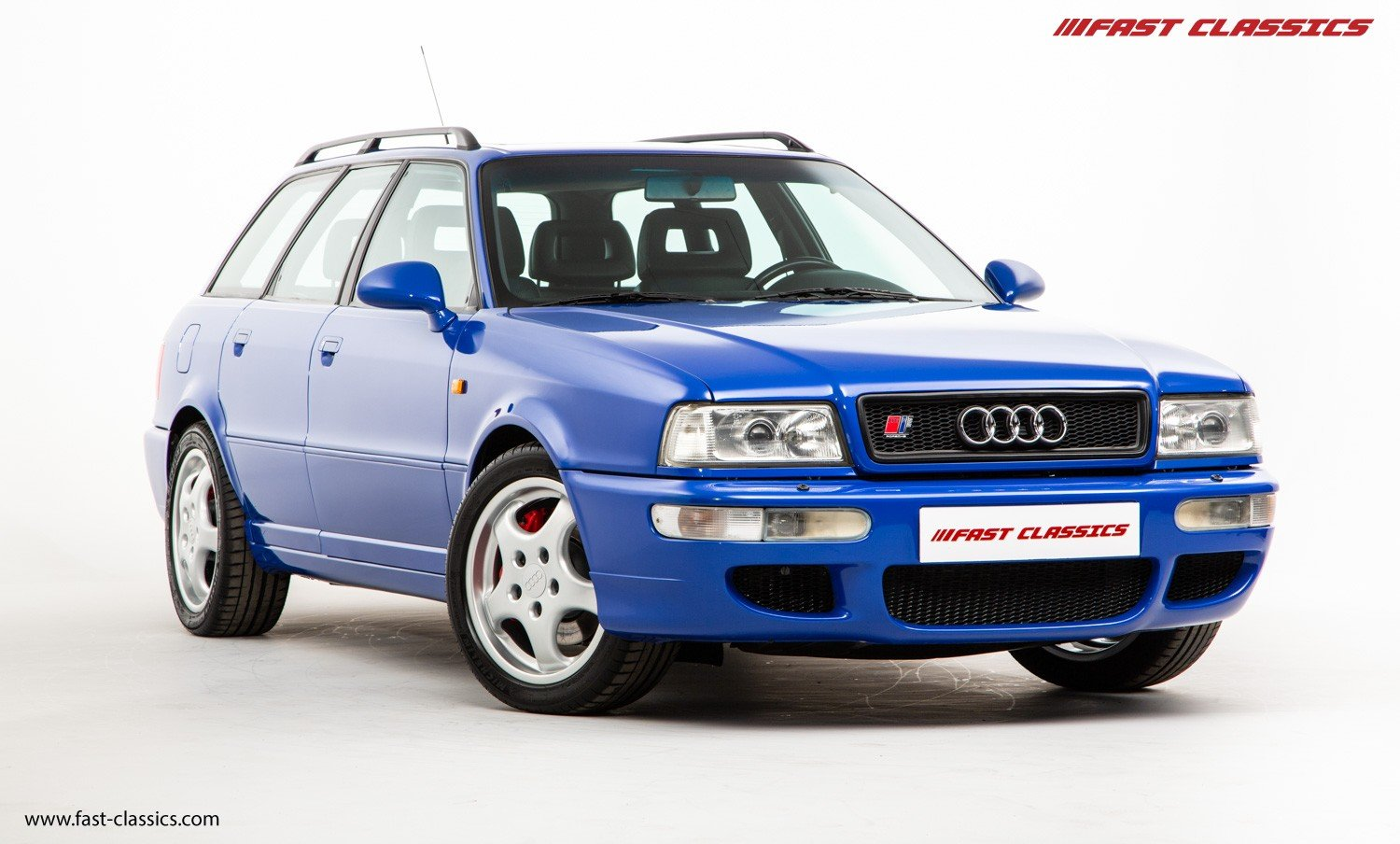 1994 AUDI RS2 // NOGARO BLUE // LHD // GERMAN SUPPLIED For Sale (picture 2 of 6)