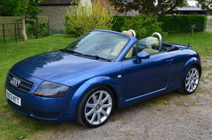 2003 Audi TT Quattro - 180 BHP For Sale