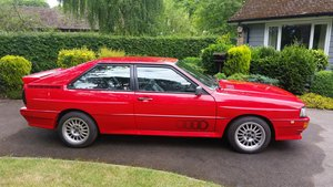1989 UR Quattro Turbo RR20V For Sale