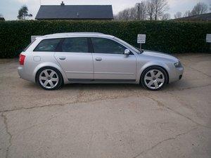 2004 Audi s4 Quattro For Sale