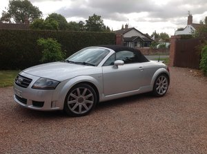 2005 Audi TT Quattro 250 BHP Roadster For Sale