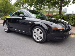 2001 AUDI TT 225 NOW SOLD.3 OTHERS AVAILABLE. For Sale