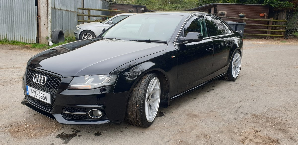 2011 A4 Technik S Line look -- Southern Irish reg SOLD (picture 1 of 6)