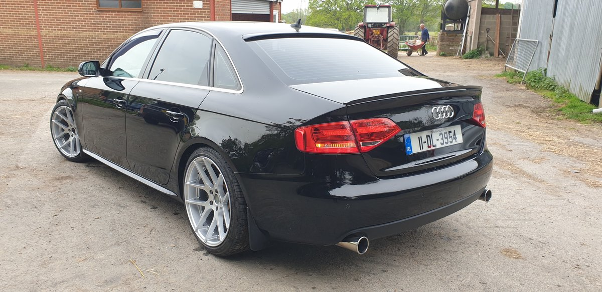 2011 A4 Technik S Line look -- Southern Irish reg SOLD (picture 2 of 6)