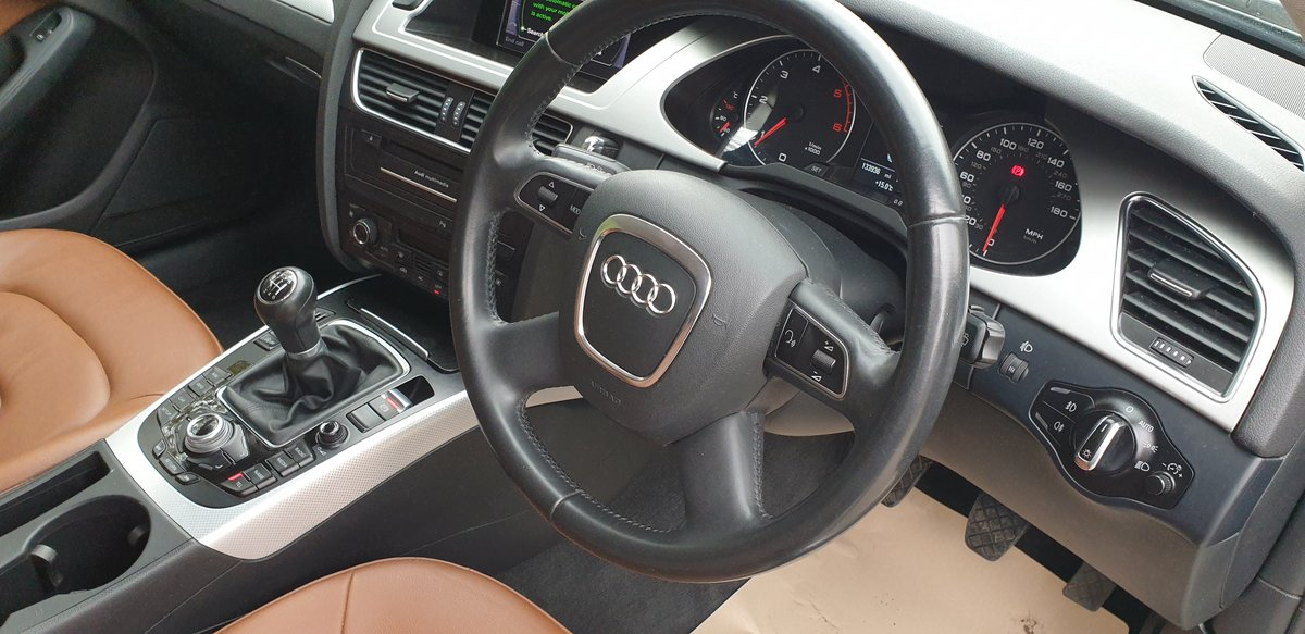 2011 A4 Technik S Line look -- Southern Irish reg SOLD (picture 6 of 6)