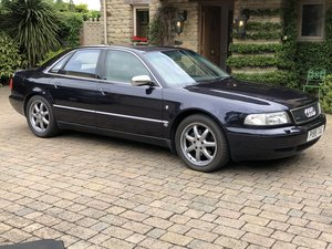 1997 Audi A8 4.2 4 FWD Quattro LWB For Sale