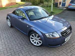 2003 Audi TT 225bhp*Quattro*Rare Elderberry Purple*Low Miles SOLD