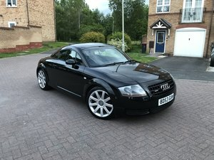 2003 Audi TT 225bhp*Quattro*Facelift Model*3 P/Owners*FDSH* SOLD