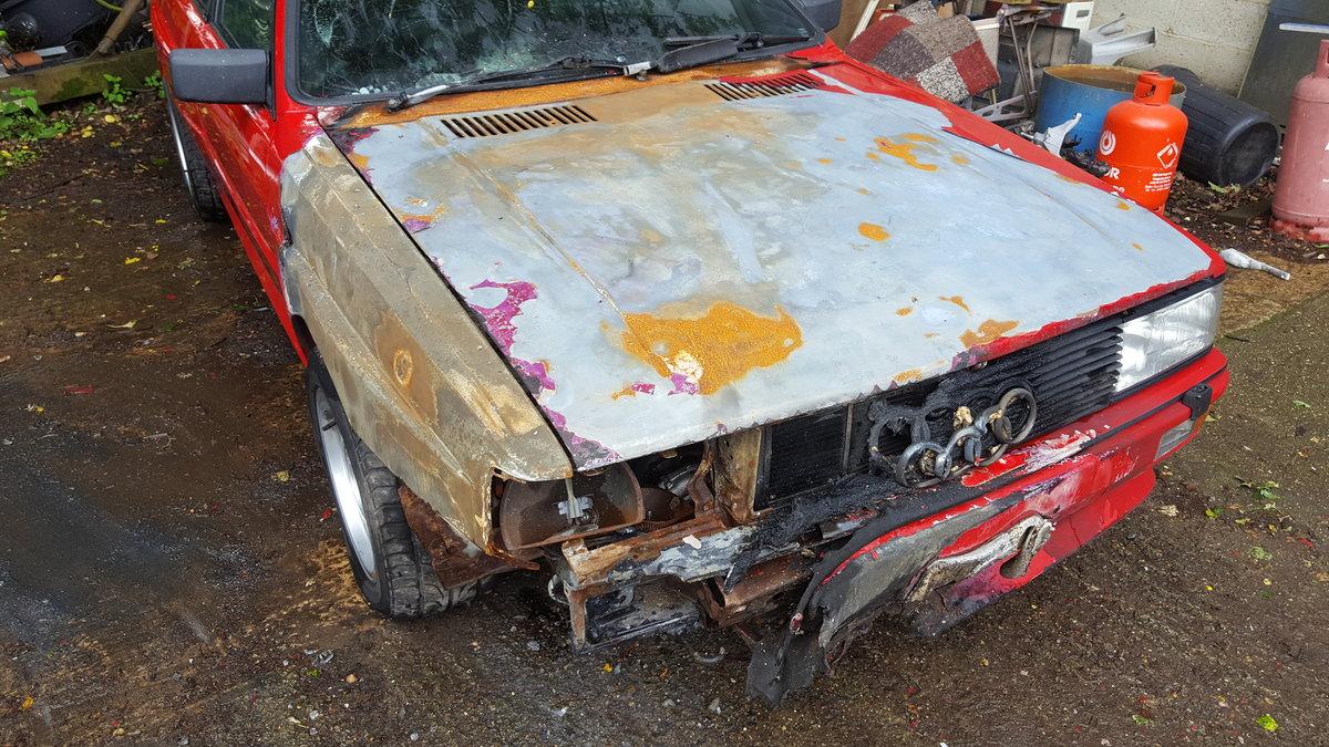 1986 Audi quattro ur . WR For Sale (picture 4 of 6)