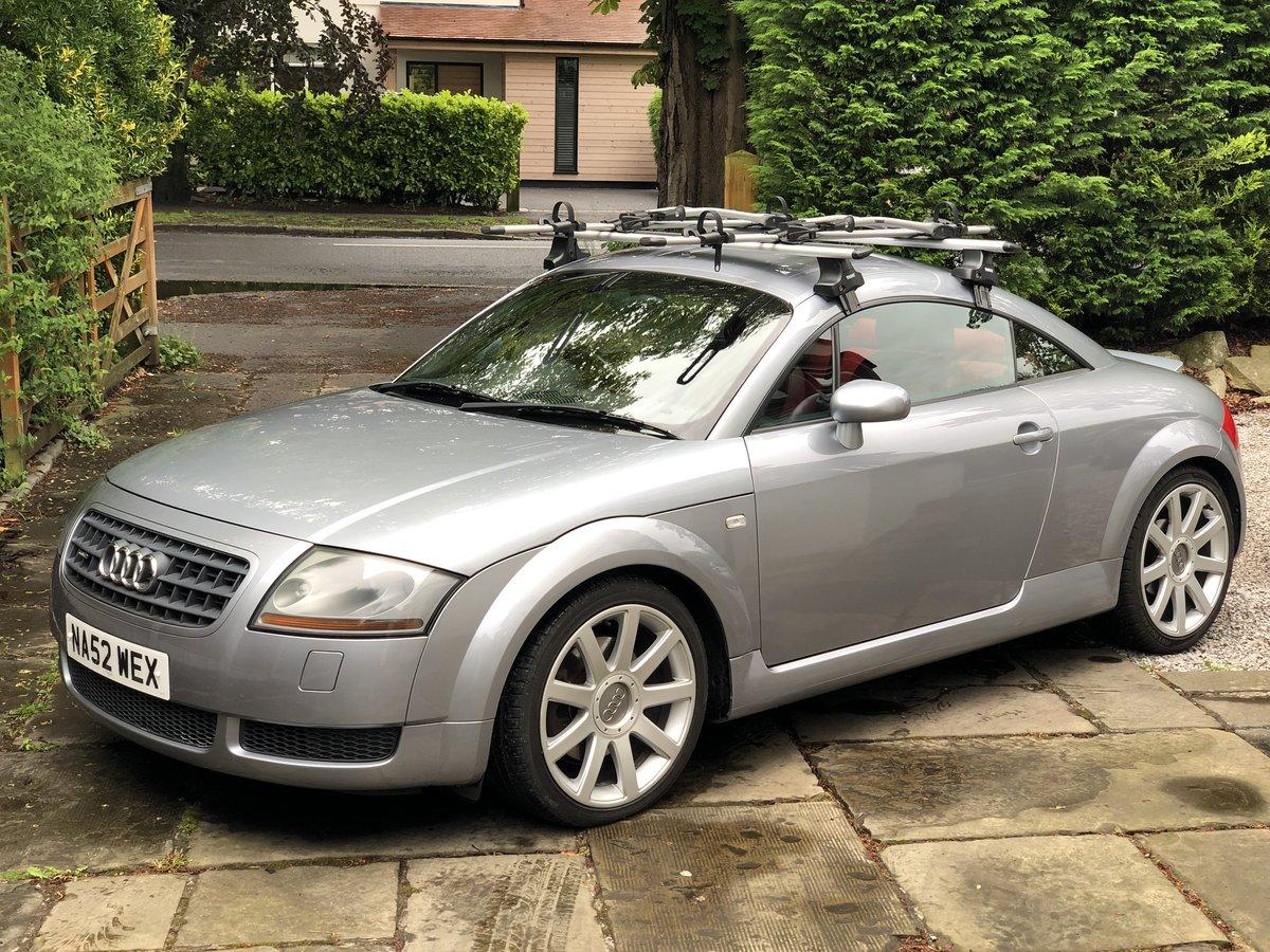 2002 Audi TT MK1 225 BHP SOLD (picture 1 of 6)