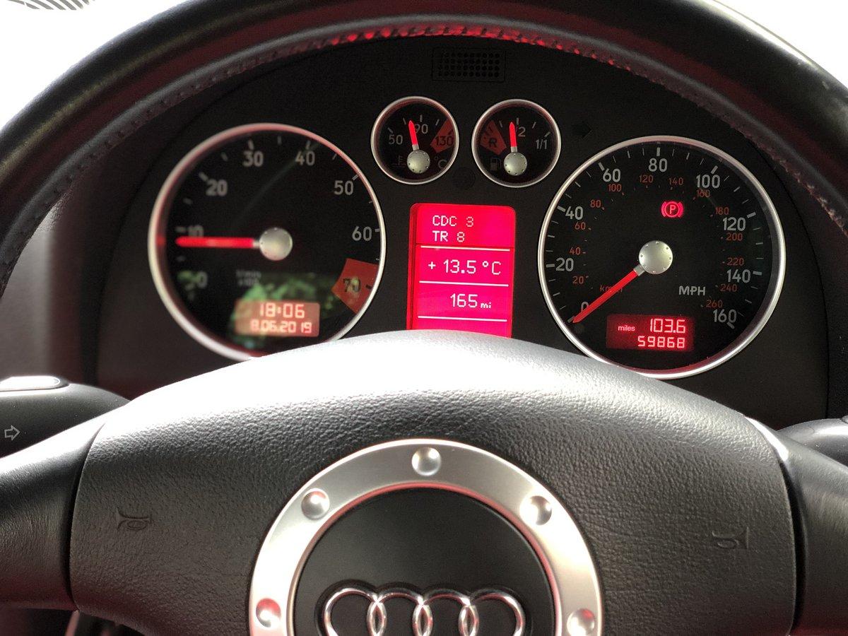2002 Audi TT MK1 225 BHP SOLD (picture 5 of 6)