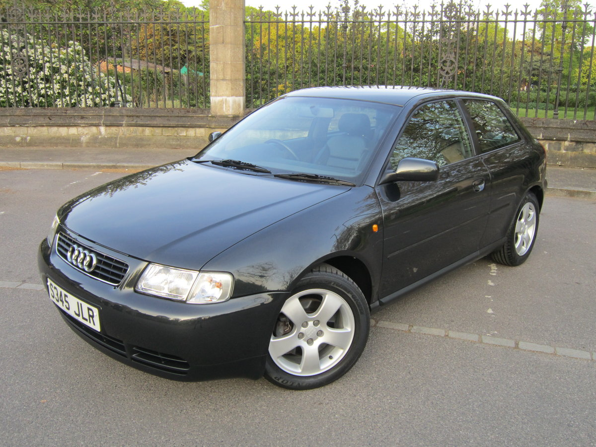 1998 Audi A3 1.8 Turbo Sport 20v Auto 3dr 1~owner~ For Sale (picture 6 of 6)
