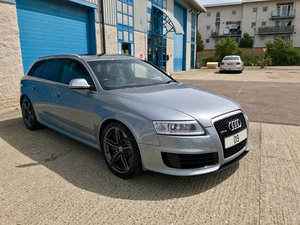 2009 Audi RS6 Avant V10 Quattro 5.0L Lamborghini V10 Engine  For Sale