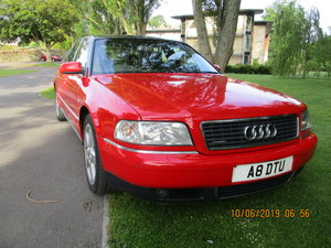 1999 Audi A8 4.2 QUATR Outstanding performance  For Sale