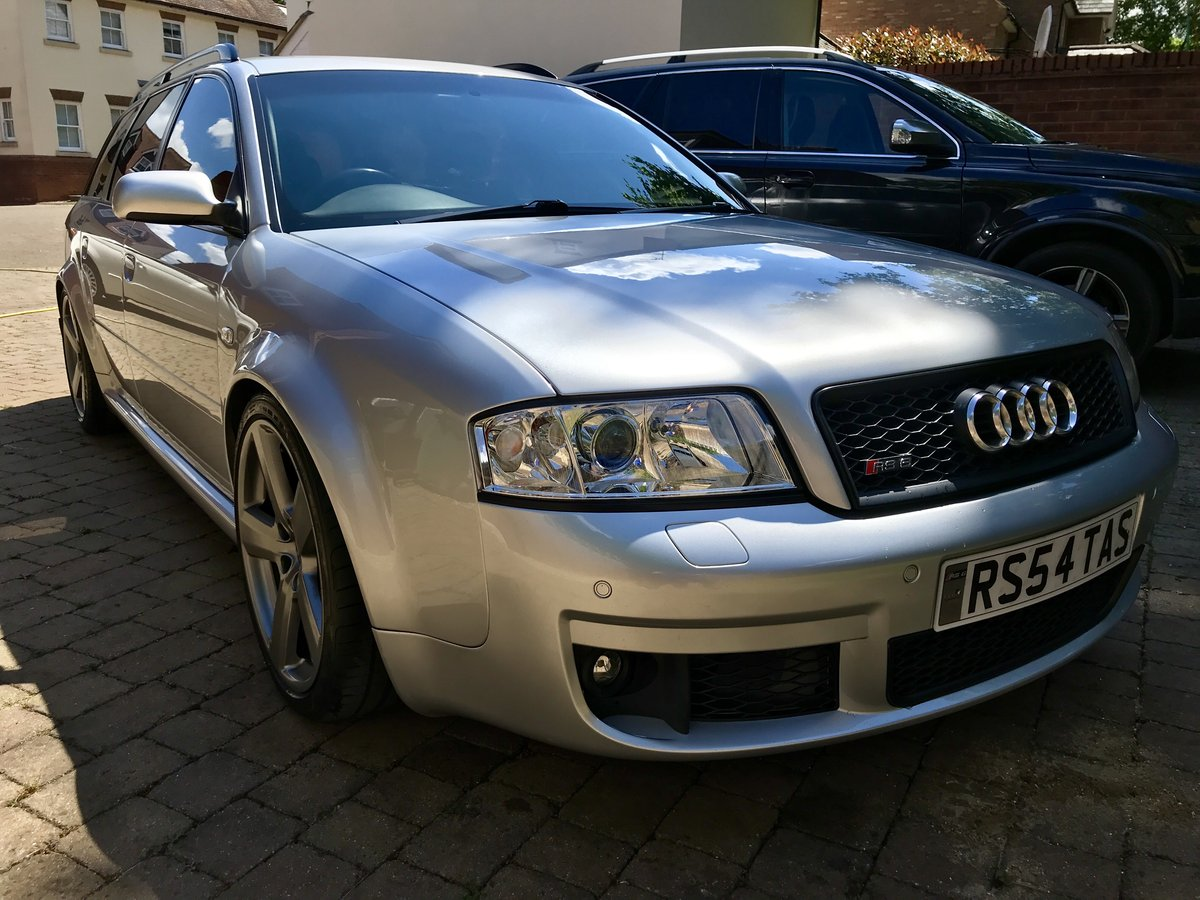 2004 Audi RS6 Plus Avant Rare Limited Edition For Sale (picture 1 of 6)