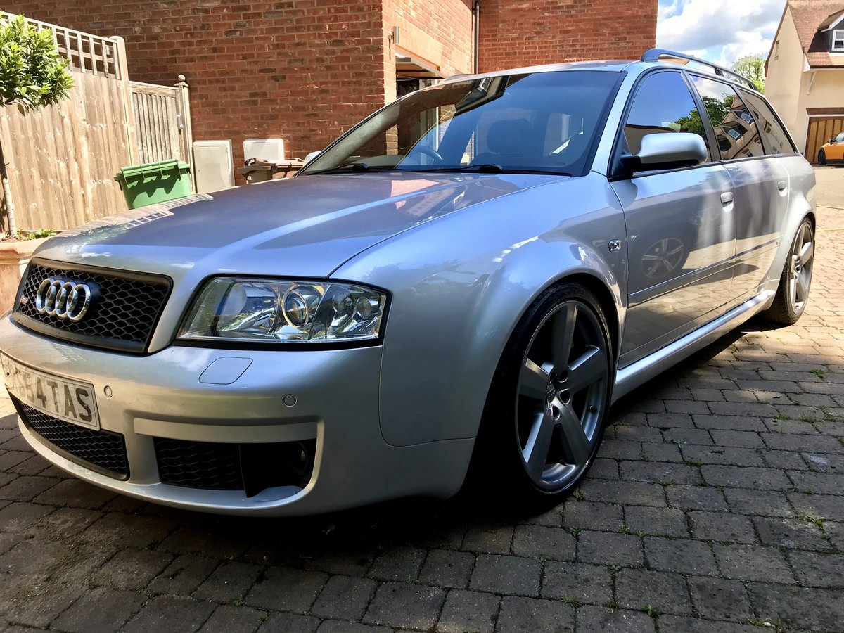 2004 Audi RS6 Plus Avant Rare Limited Edition For Sale (picture 2 of 6)