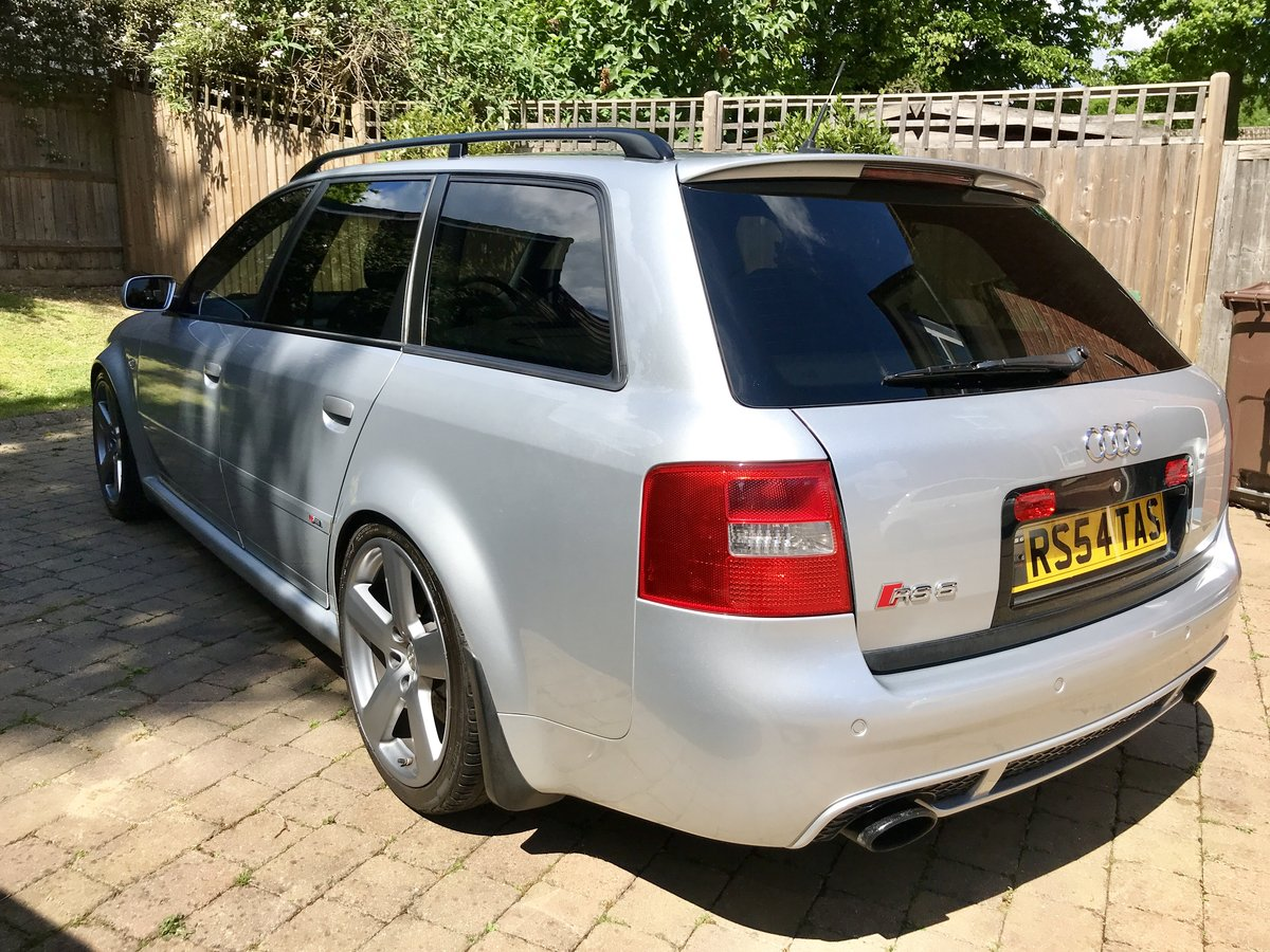 2004 Audi RS6 Plus Avant Rare Limited Edition For Sale (picture 3 of 6)
