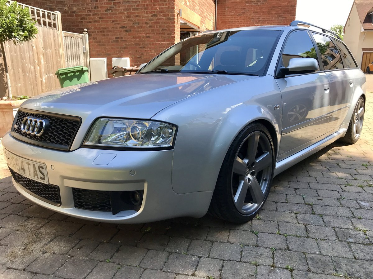 2004 Audi RS6 Plus Avant Rare Limited Edition For Sale (picture 5 of 6)