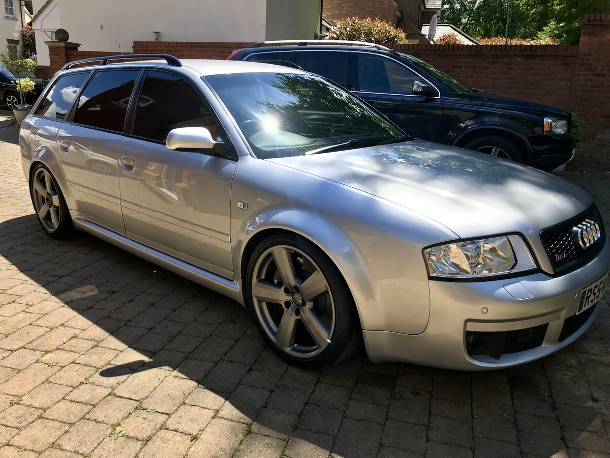 2004 Audi RS6 Plus Avant Rare Limited Edition For Sale (picture 6 of 6)