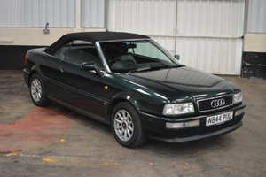 1996 Audi Cabriolet For Sale by Auction