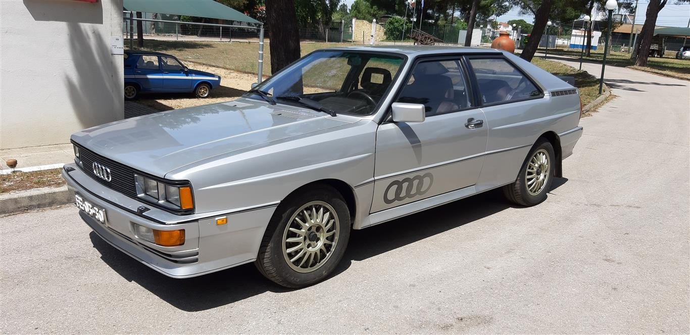 1982 Audi Quattro Coupê  For Sale (picture 1 of 6)