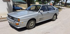 1982 Audi Quattro Coupê  For Sale