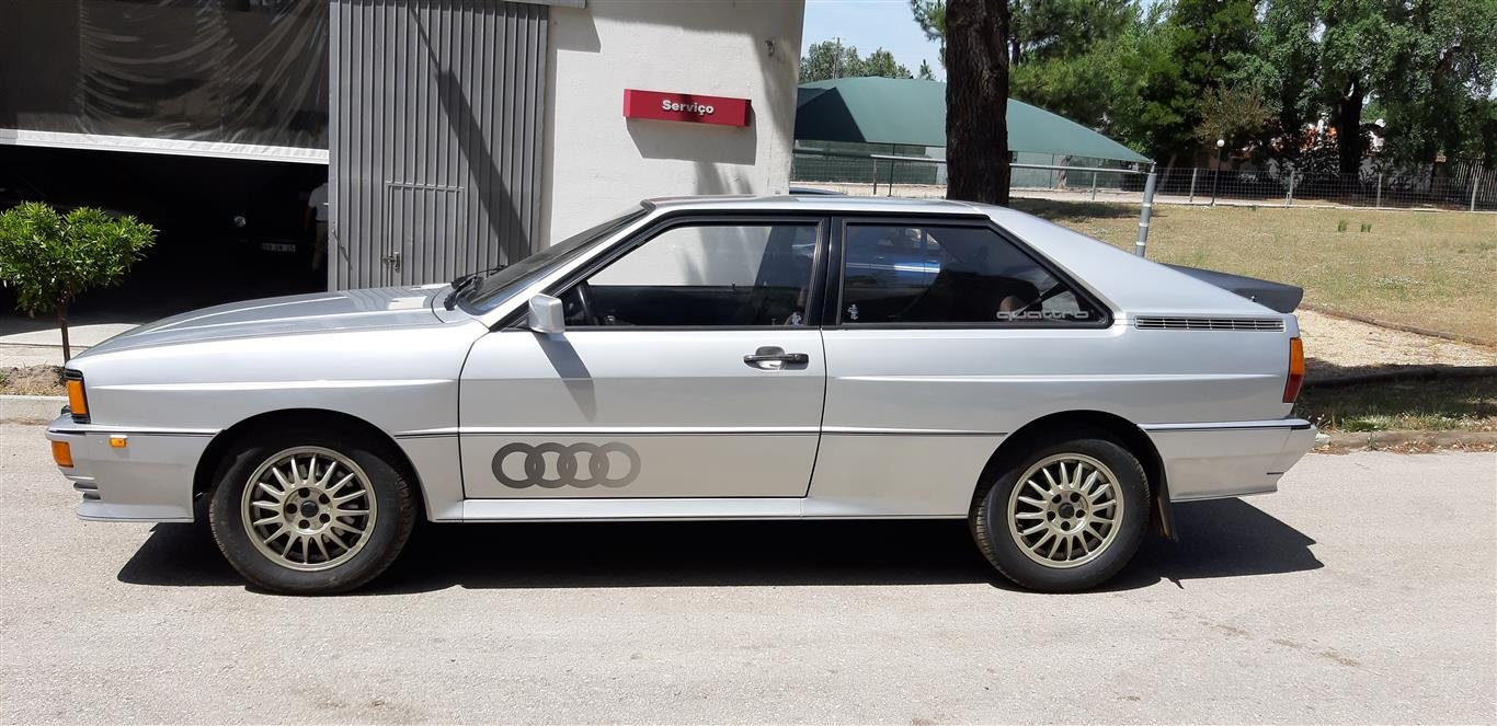 1982 Audi Quattro Coupê  For Sale (picture 2 of 6)