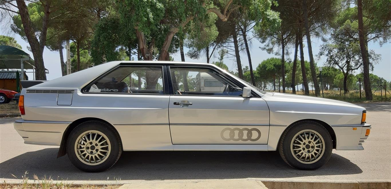 1982 Audi Quattro Coupê  For Sale (picture 3 of 6)