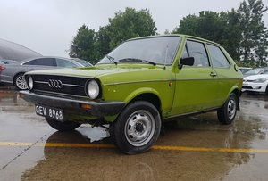 REDUCED - 1976 Audi 50 GLS - Restoration Project For Sale