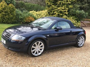 Audi TT Roadster 225 2003 mark 1 giveaway price  For Sale
