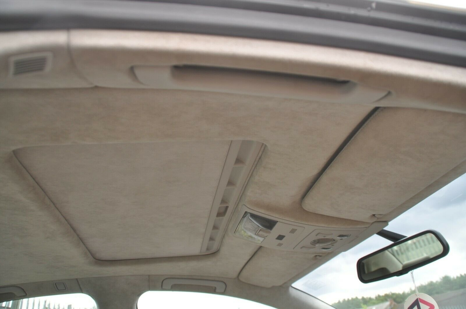 2002 AUDI S6 LOW MILES LEATHER RECAROS BOSE STAINLESS EXHAUSAUST For Sale (picture 4 of 6)