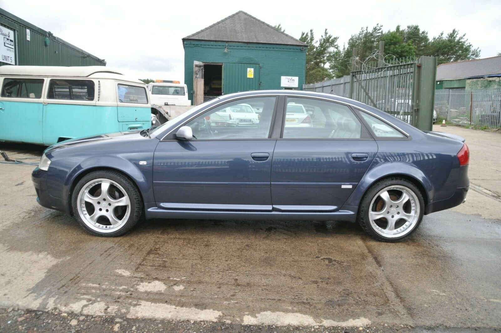2002 AUDI S6 LOW MILES LEATHER RECAROS BOSE STAINLESS EXHAUSAUST For Sale (picture 6 of 6)