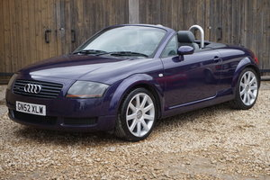 2002 AUDI TT 1.8T 225 BHP BAM QUATTRO For Sale