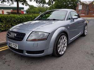 2003 Gorgeous Audi TT 225 For Sale