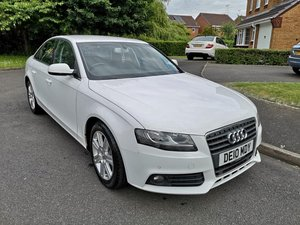 2010 Audi A4 2.0TDI SE 6 Speed Manual  130K £4450