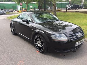 2003 Audi TT 225BHP Full Service History For Sale