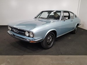 Audi 100s Coupe 1973  For Sale by Auction