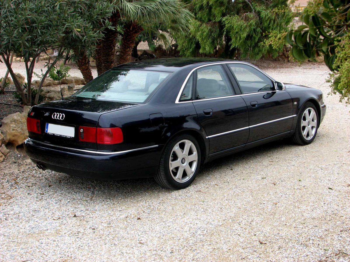2000 Audi S8 D2 Final Edition Quattro Sport 360 Manual  For Sale (picture 1 of 6)