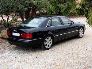 2000 Audi S8 D2 Final Edition Quattro Sport 360 Manual  For Sale