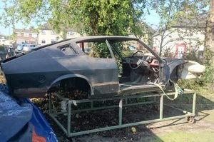 1973 Audi 100 coupes s - project