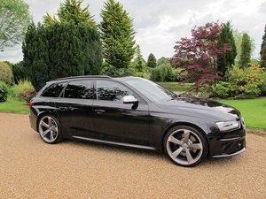 2013 (62) Audi RS4 Avant 4.2 V8 Quattro For Sale